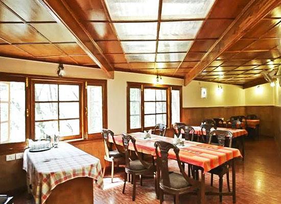 Karma Vilas Resort Mussoorie Dining