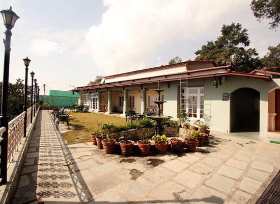 Karma Vilas Resort Mussoorie Facade