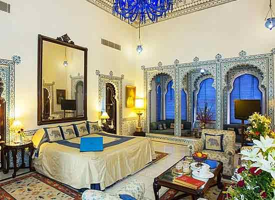 Room of Shiv Niwas Palace