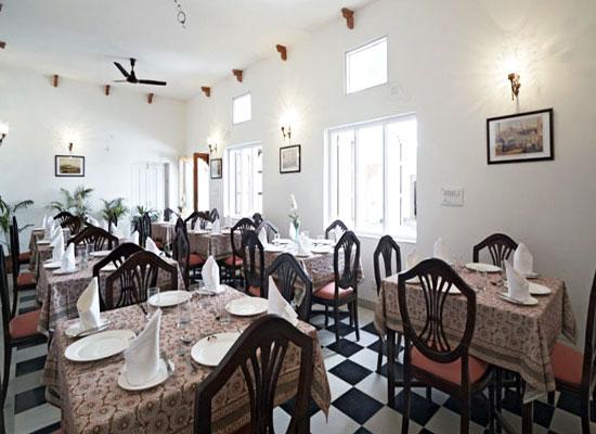 Mahal Khandela Jaipur dining room