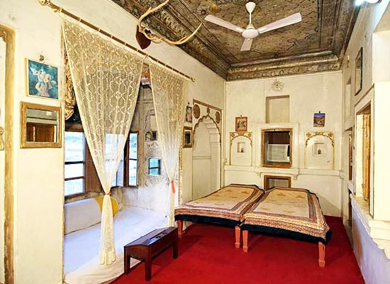 Bhadrajun Fort Rajasthan Room