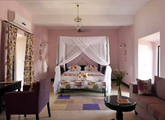Fort Tiracol Heritage Hotel Goa Room