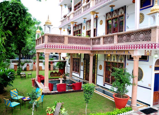Hotel Vimal Heritage Jaipur Garden