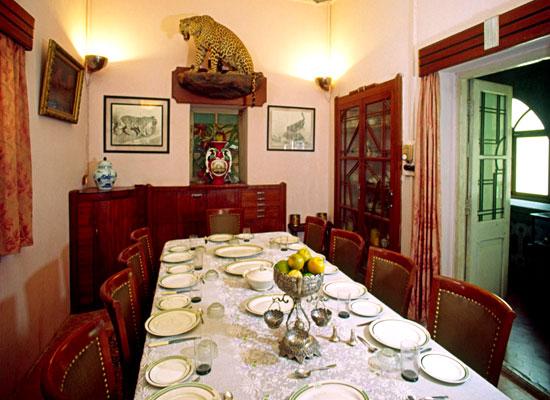 Kali Niketan Gujarat Dining