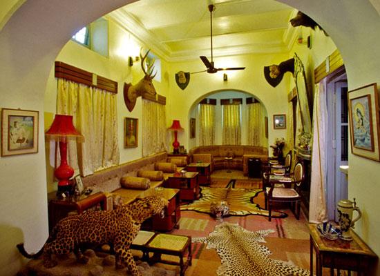 Kali Niketan Gujarat Inside View