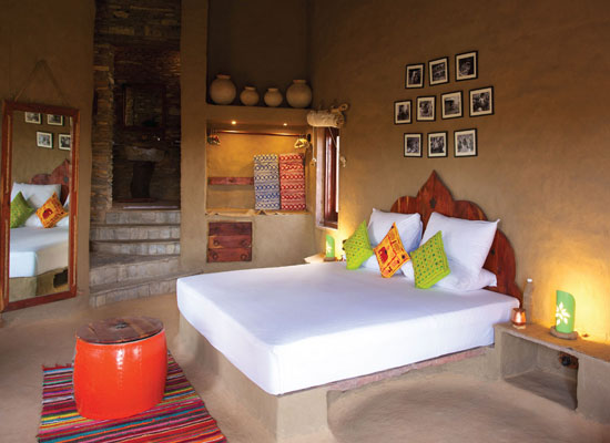 Lakshman Sagar pali bedroom