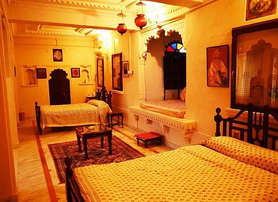 Rajmahal Bhindar Udaipur Room