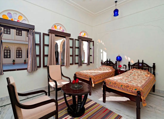 Dhula Garh jaipur bedroom