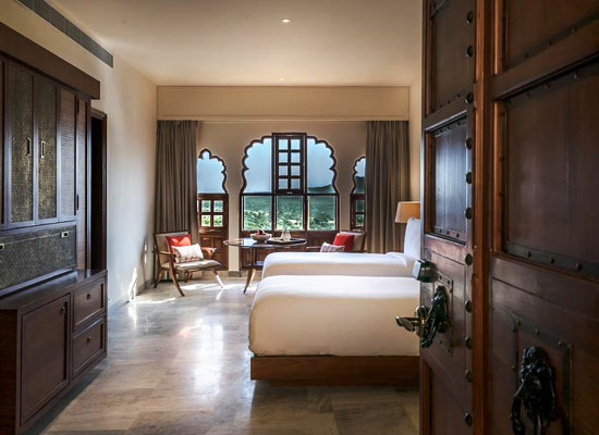 Alila Fort Bishangarh in Rajasthan Rooms