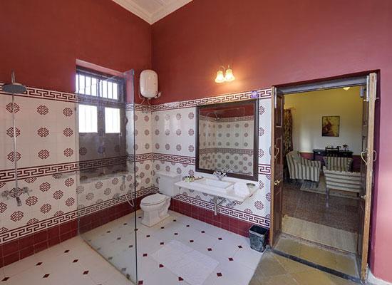Ambika Niwas Palace in Muli city, Gujarat