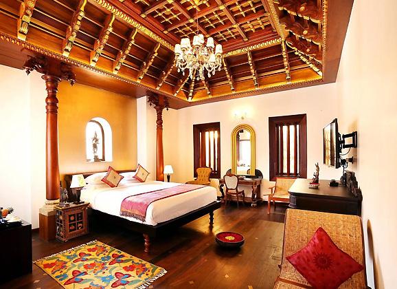 Ginger House Museum Hotel Kochi Room