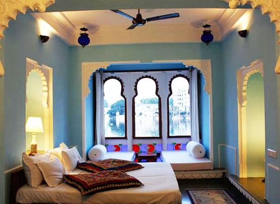 Kankarwa Haveli Udaipur Room