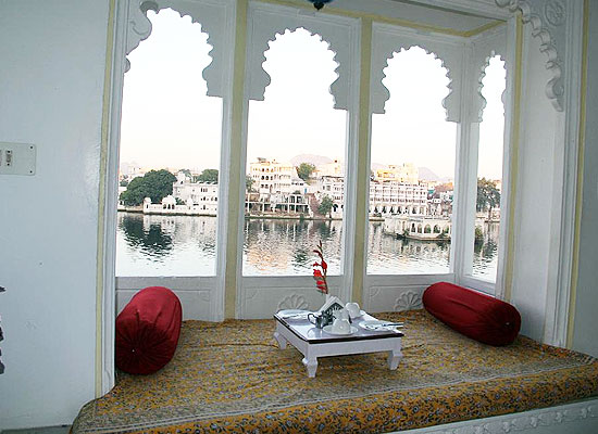 Jagat Niwas Palace Udaipur Lake View
