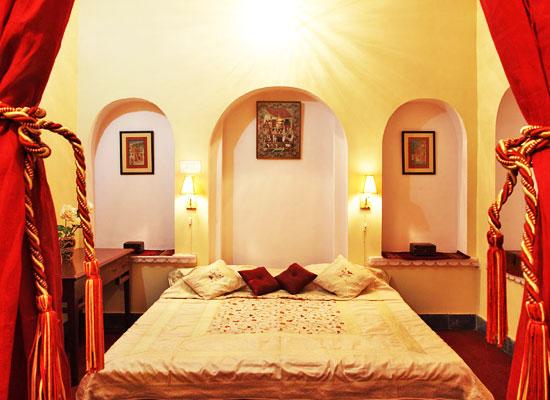 Fort Dhariyawad Udaipur Room