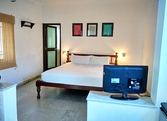Jaiwana Haveli Udaipur Room