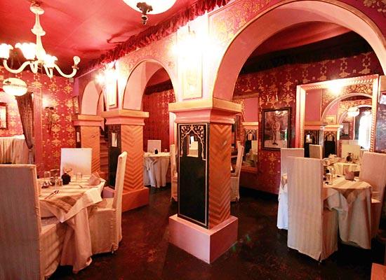 Bhairon Vilas Bikaner Restaurant