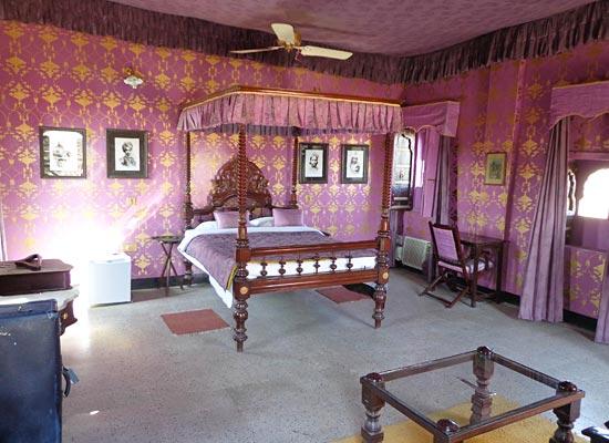 Bhairon Vilas Bikaner Room