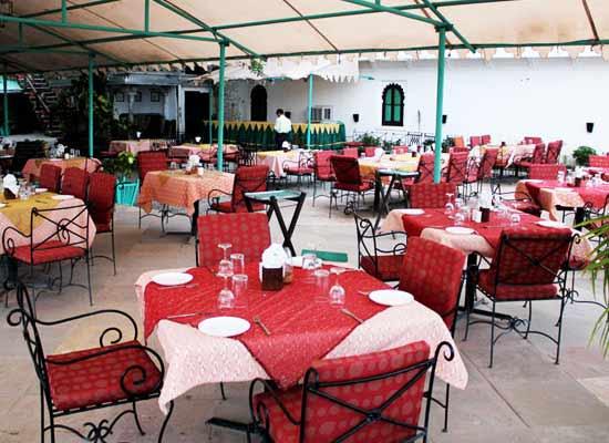 Amet Haveli Udaipur Restaurant