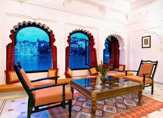 Amet Haveli Udaipur Sitting