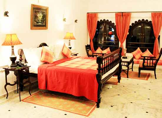 Amet Haveli Udaipur Room