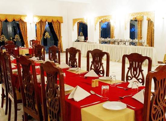 Jawahar Niwas Palace Jaisalmer Dining