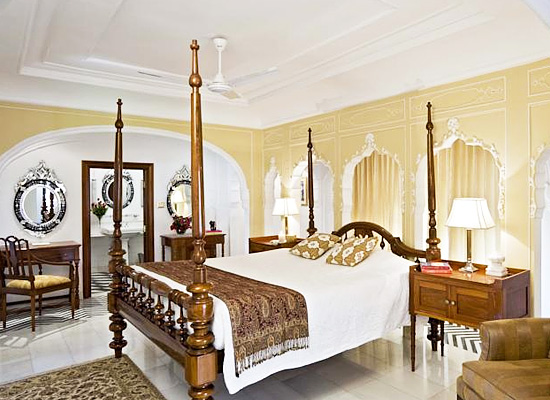 Hotel Samode Palace samode bedroom