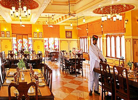 Khimsar Fort Khimsar Dining