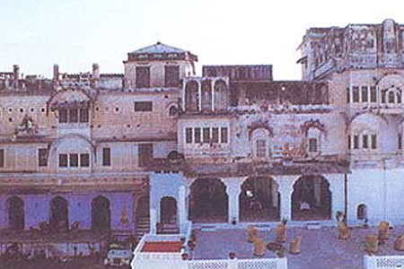 Jagram Durg Pali, Rajasthan Outside View