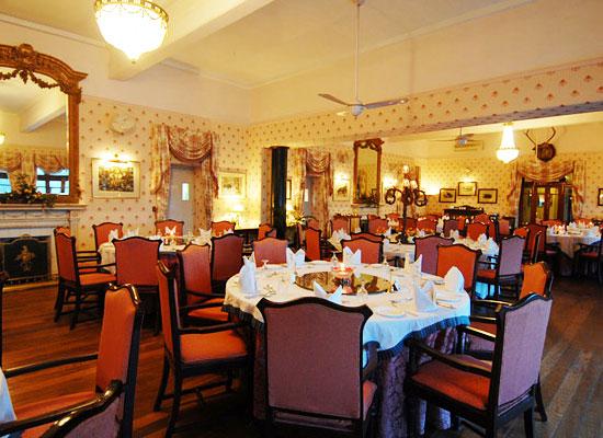 Gajner Palace Bikaner Restaurant