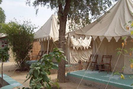 dhakri rawla pali tent house