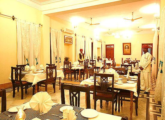 Indra Vilas Mahal Jhunjhunu Restaurant