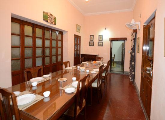 Jaswant Bhawan Bikaner Dining